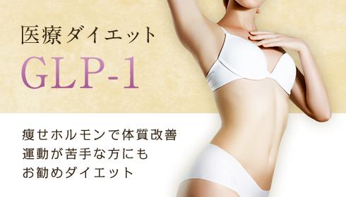 医療ダイエットGLP-1